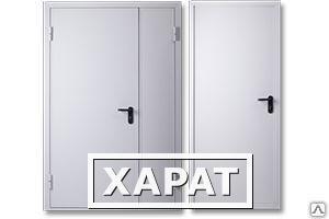 металлическая дверь 2100х900